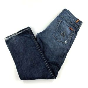 7 For All Mankind Mens 32x31 Jeans A Pocket Relax